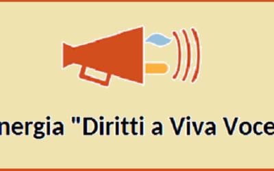"""COMUNICATO STAMPA 14/12/2017 – """"ENERGIA DIRITTI A VIVA VOCE"""""""