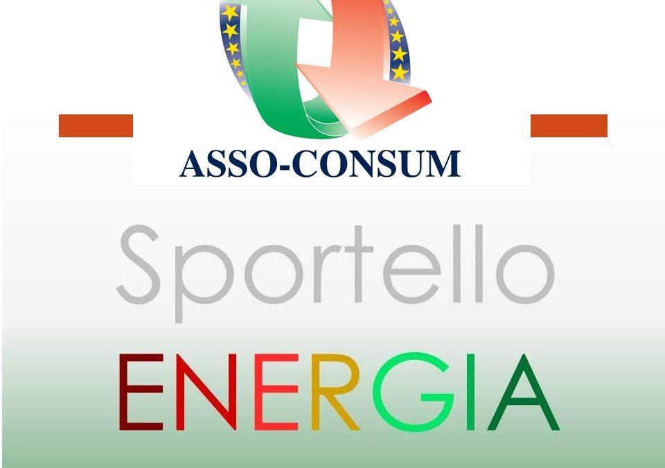Asso-Consum – Apertura straordinaria dello sportello energia di Roma dal 20 al 22 dicembre 2017