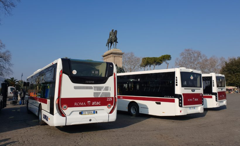 ESPOSTO – ATAC bando autobus a noleggio