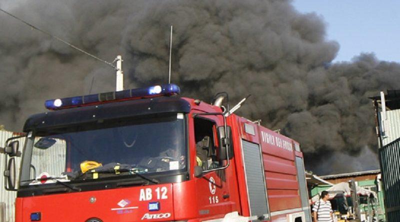Esposto alla Procura di Avellino – Incendio interno IGS