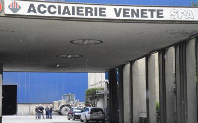 Esposto alla Procura della repubblica di Padova: incidente alle Acciaierie Venete di Padova