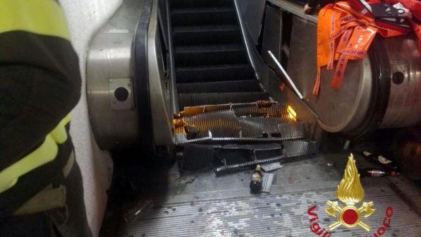Esposto alla Procura di Roma: interdizione dai pubblici uffici per un anno a tre dirigenti di Atac e uno della società napoletana Metro Roma Scarl