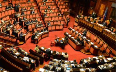 Comunicazione a Deputati e Senatori per il blocco degli sfratti