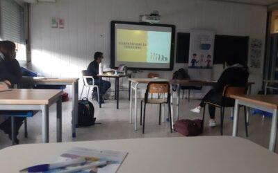 Attività del progetto LA SPESA CHE  SFIDA – Liceo scientifico Majorana di Roma